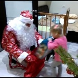 Дед Мороз на дом 1000 руб, Новосибирск