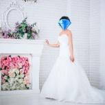 Нежное свадебное платье, Новосибирск