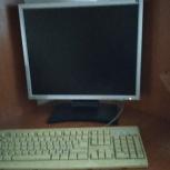 Продам компьютер, монитор BENQ, Новосибирск