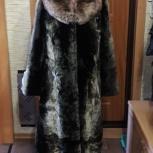 Продам мутоновую шубу, Новосибирск