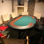 Покерный стол, Новосибирск