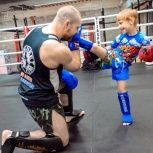 Отбор детей в спортивные секции, Новосибирск