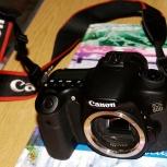 Продам фотоаппарат Canon EOS D60 (только саму тушку, без оптики), Новосибирск