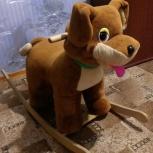 Продам качалку-собаку, Новосибирск