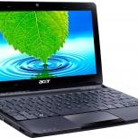 ноутбук acer aod257-n57dqkk intel atom n570 x2, Новосибирск