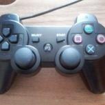 Джойстик dualshok 3 для Sony PS3, Новосибирск
