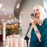Певица на праздник - Екатерина Охотина, Новосибирск