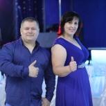 Тамада-ведущая, DJ на праздники, свадьбы, юбилеи, Новосибирск