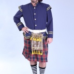 Шотландские национальные костюмы для взрослых, Новосибирск
