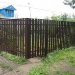 Заборы. Ворота. Калитки, Новосибирск