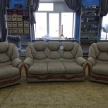 Перетяжка и изготовление мягкой мебели, Новосибирск