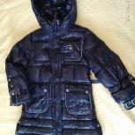 Пуховик-пальто, на 4-6 лет, Новосибирск