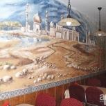 Роспись стен, художественное оформление, Новосибирск