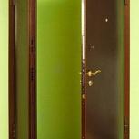 Двери металлические входные, тамбурные, перегородки, решетки., Новосибирск