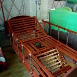 Медицинская многофункциональная кровать для лежачих больных, Новосибирск