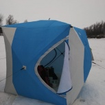 Продам палатку - куб зимнюю, Новосибирск