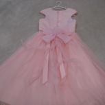 продам платье для девочки, Новосибирск