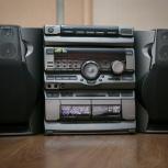 Hi-Fi музыкальный центр Sony, Новосибирск