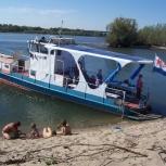 Прокат/аренда катера до 12 человек, Новосибирск