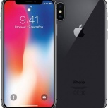 iPhone X 64gb Space Gray NEW, Новосибирск