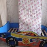 Продам кровать-машина полиция, Новосибирск