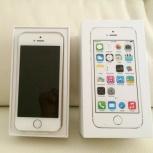 Apple iPhone 5S 16Gb золотой (новый, в плёнках), Новосибирск