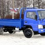 Грузоперевозки открытым бортом, Новосибирск