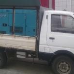 Услуги компрессора 5 м3 с отбойными молотками, продувка опресовка, Новосибирск