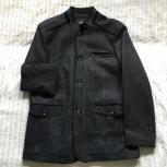 Пиджак-куртка мужской / ШЕРСТЬ, Новосибирск