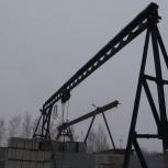 Кран козловой электрический лк 5тн, Новосибирск