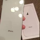Продам iPhone 8 64gb silver, Новосибирск
