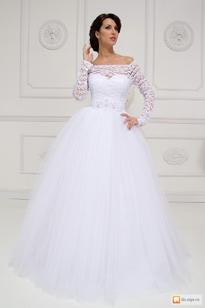 16ef2409cda Свадебные платья в Новосибирске . Фото и цены. - НГС.ОБЪЯВЛЕНИЯ