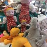 Экскурсия на фабрику мягкой игрушки для детей в Новосибирске, Новосибирск