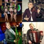 Артисты, музыканты, тамада и Dj на свадьбу, юбилей, корпоратив, Новосибирск