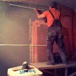 Ремонт квартир отделка, ремонт ванной, укладка плитки, поклейка обоев, Новосибирск