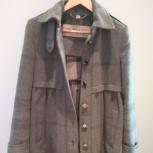 Продам стильное пальто, фирма burberry, Новосибирск