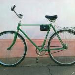 Возьму в дар взрослый велосипед советского производства, Новосибирск