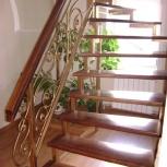 Лестницы из металла и дерева, Новосибирск