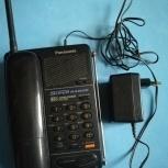 Радиотелефон Panasonic KT-TC423RU-B, Новосибирск