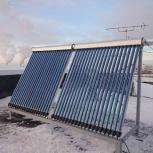 Проектирование / Установка / Комплектация солнечных коллекторов, Новосибирск