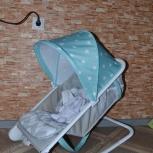 Шезлонг-баунсер Happy Baby, Новосибирск