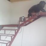 Изготовим лестницы деревянные,кованные,металлические, Новосибирск