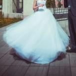Платье свадебное р-раз 40-44, Новосибирск