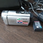 Видеокамера Sony HDR-CX130E/S silver (Flash. FullHD. 4.2 Mp., Новосибирск