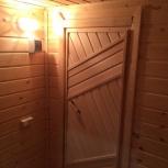 Удачная баня под ключ, Новосибирск