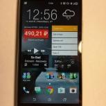 Телефон HTC One M8, Новосибирск