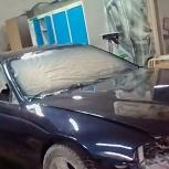 Кузовной ремонт и покраска авто, Новосибирск