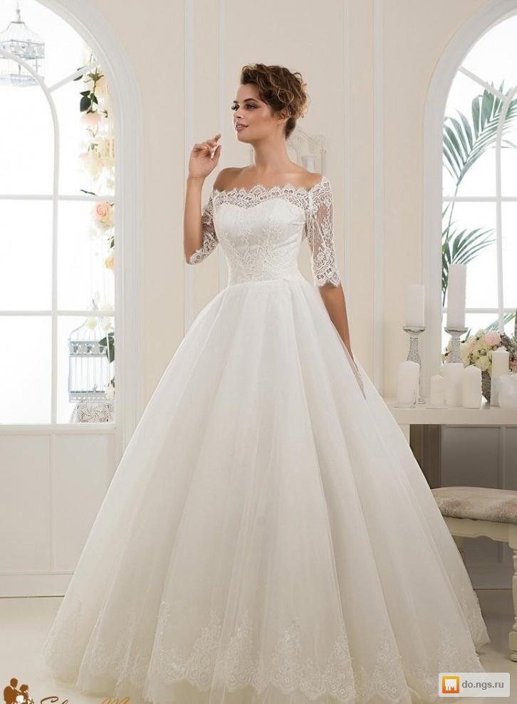 Свадебные платья за 10 тысяч