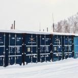 Продам контейнер 20-футовый (33 куб м), Новосибирск