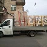 Заказ бортовой газели, до 6 метров. Город  меж-город, Новосибирск